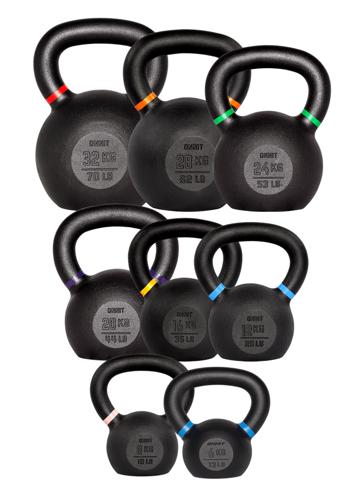 Complete Kettlebell Package