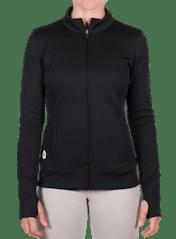 Hardware Vert Lightweight Knit Jacket Hero Image