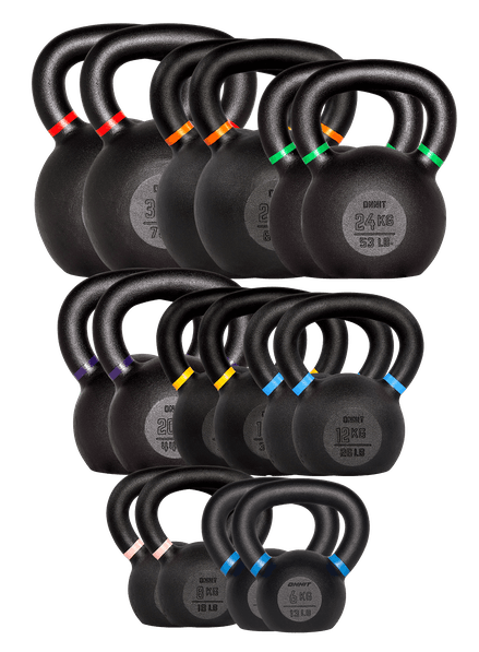 Double complete kettlebell package onnit