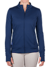Hardware Vert Lightweight Knit Jacket Navy/Blue