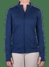 Hardware Vert Lightweight Knit Jacket Navy/Blue