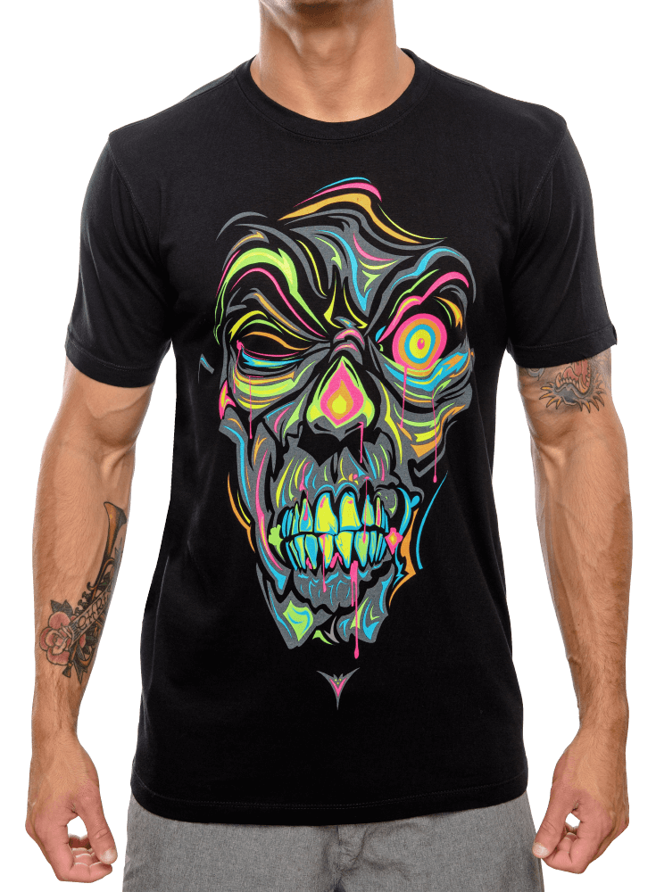 Men&#8217;s Zombie<br /> Bamboo T-Shirt