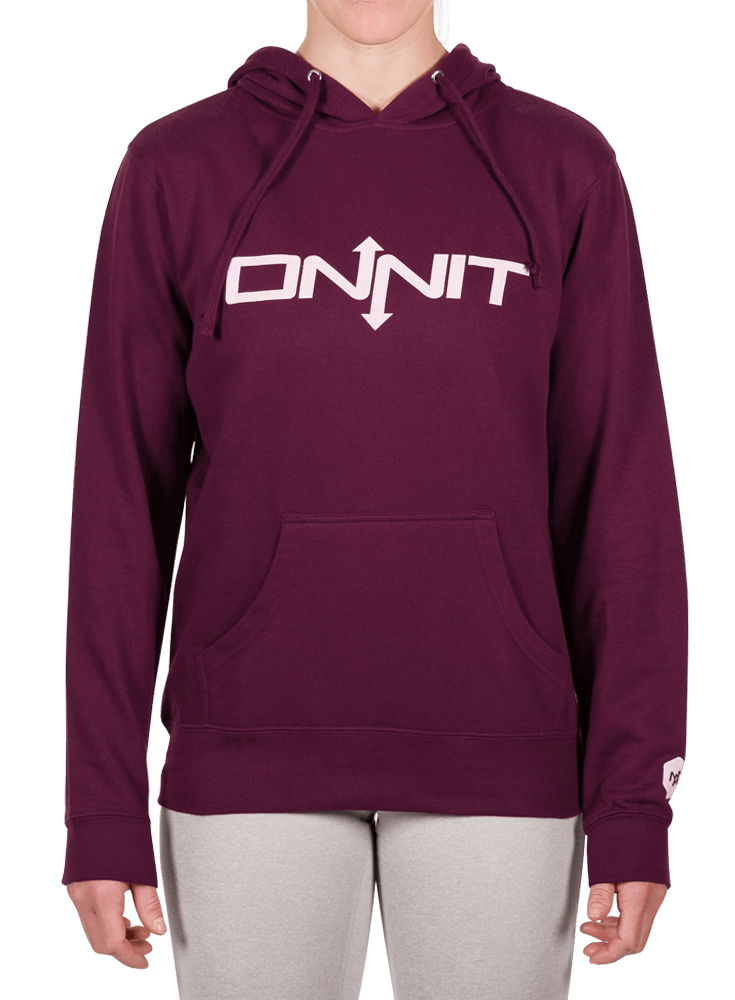 Women's Onnit Type Pullover Hoodie