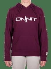 Women's Onnit Type Pullover Hoodie Hero Image