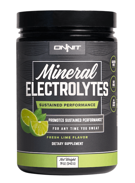 Mineral Electrolytes Photo