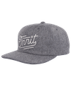 Fenway Snapback Gray Heather/Natural