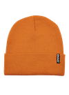 Fundamentals Cuff Beanie Burnt Orange