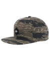 Hex HD Patch Snapback Tiger Camo