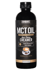 Emulsified MCT Oil - Almond Milk Latte