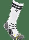 2-Tone Crew Sock White/Black