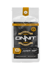 Onnit Coffee - Caveman Colombian Amber
