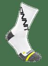 Onnit Type Crew Sock White/Black