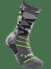 Digital Camo Crew Sock Gray