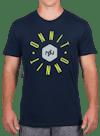 Circulator T-Shirt Navy