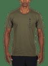 Hardware Vert T-Shirt Olive
