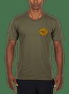 Almondo T-Shirt Olive