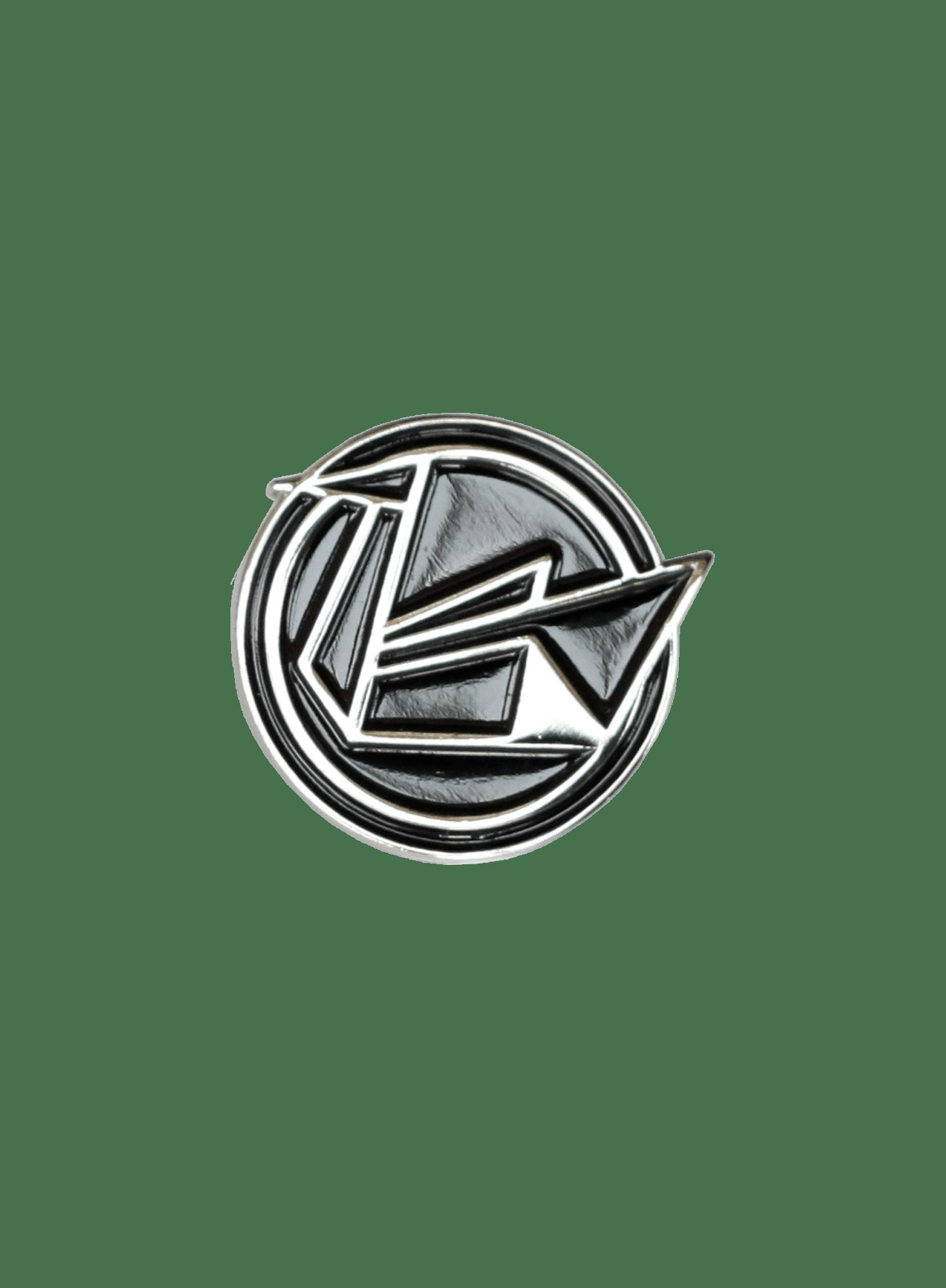 Black Swan Metal Pin