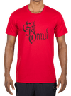 Get Medieval T-Shirt Red/Black
