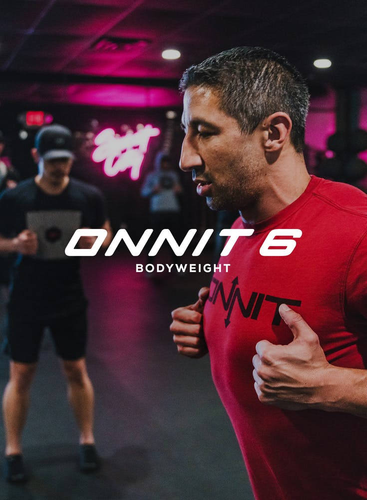 Onnit 6 Bodyweight Program
