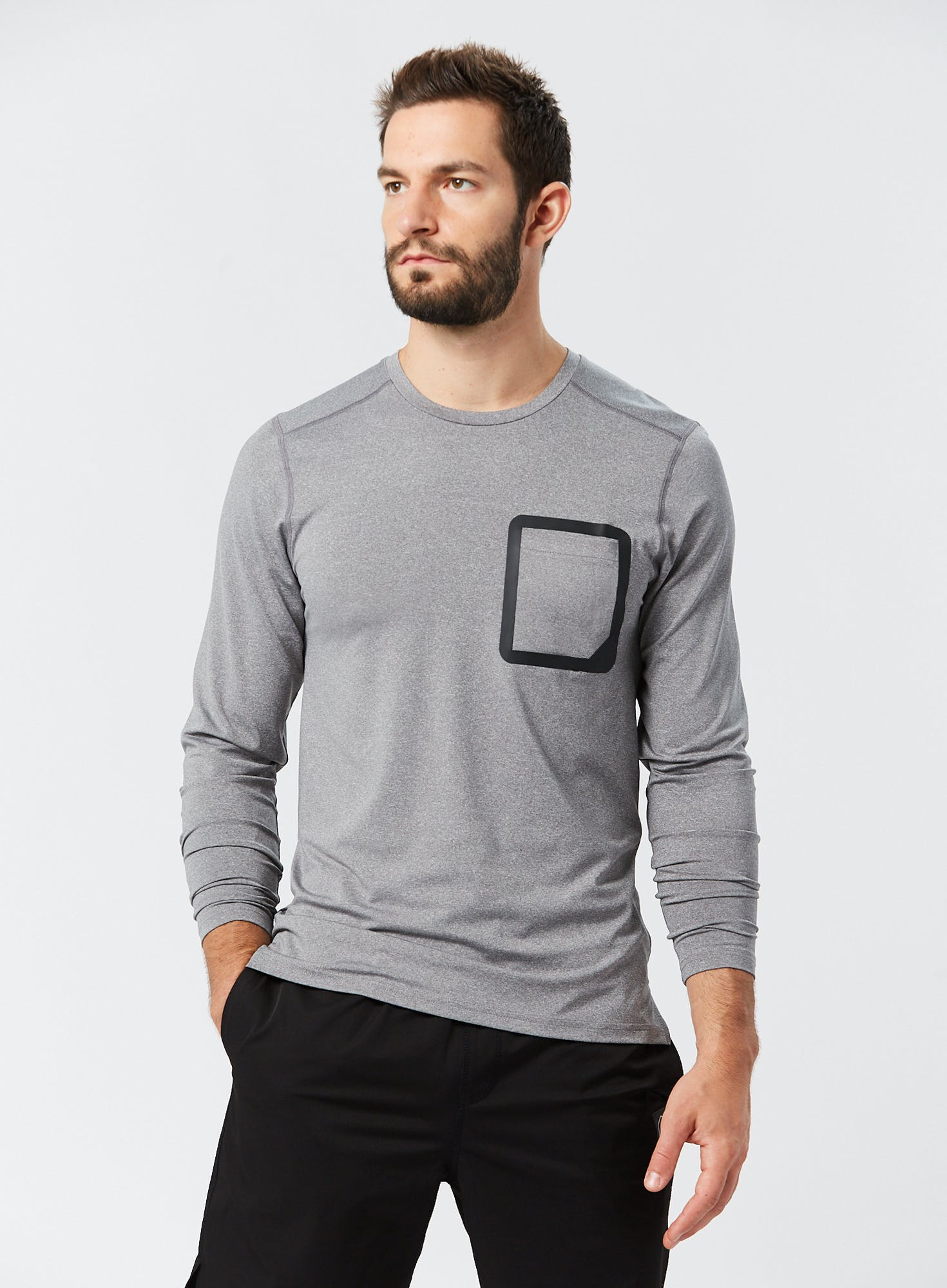 Tech Stretch Long Sleeve Tee