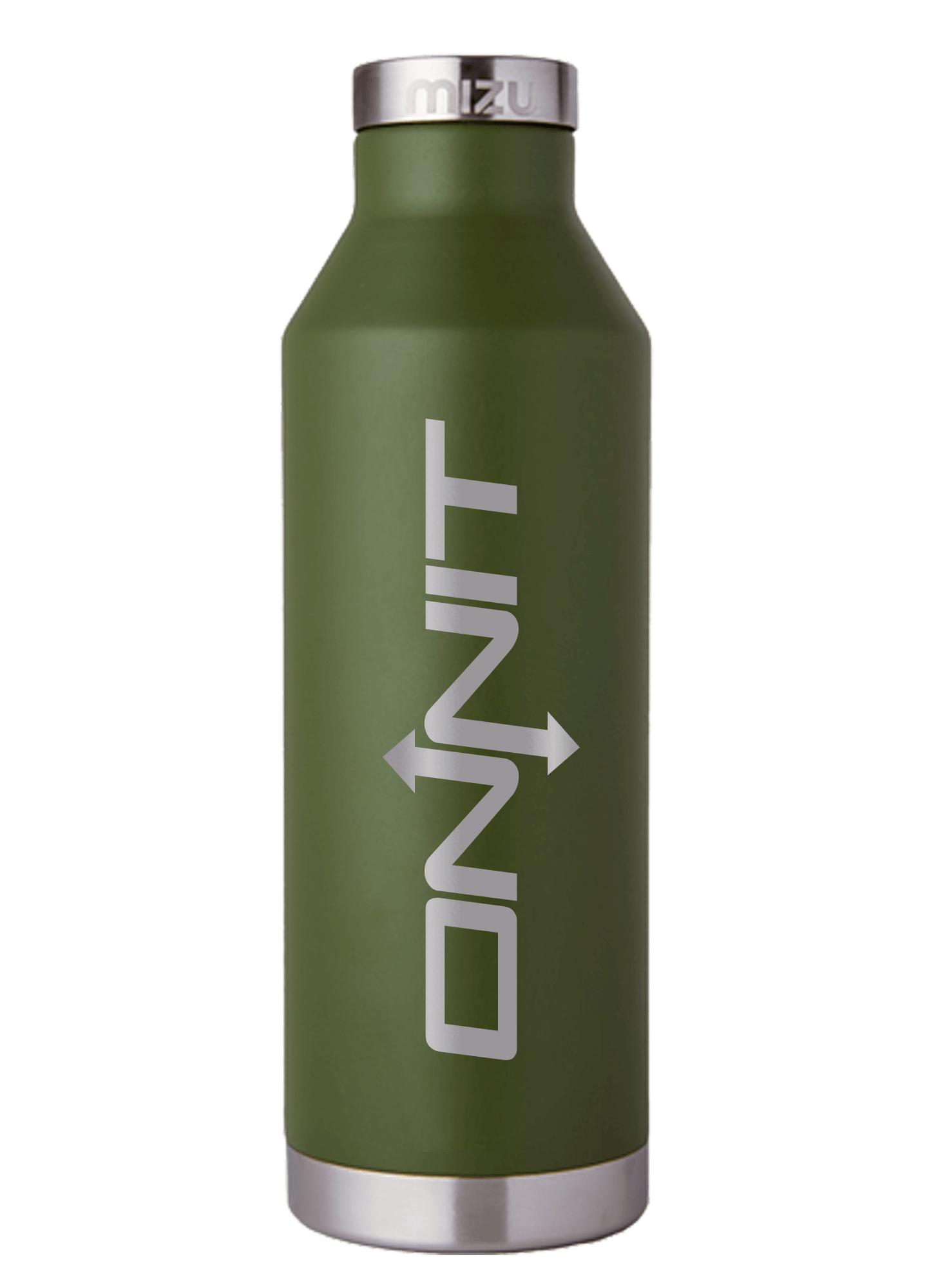 Onnit x MIZU V8 Insulated Water Bottle