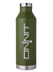 Onnit x MIZU V8 Insulated Water Bottle Hero Image