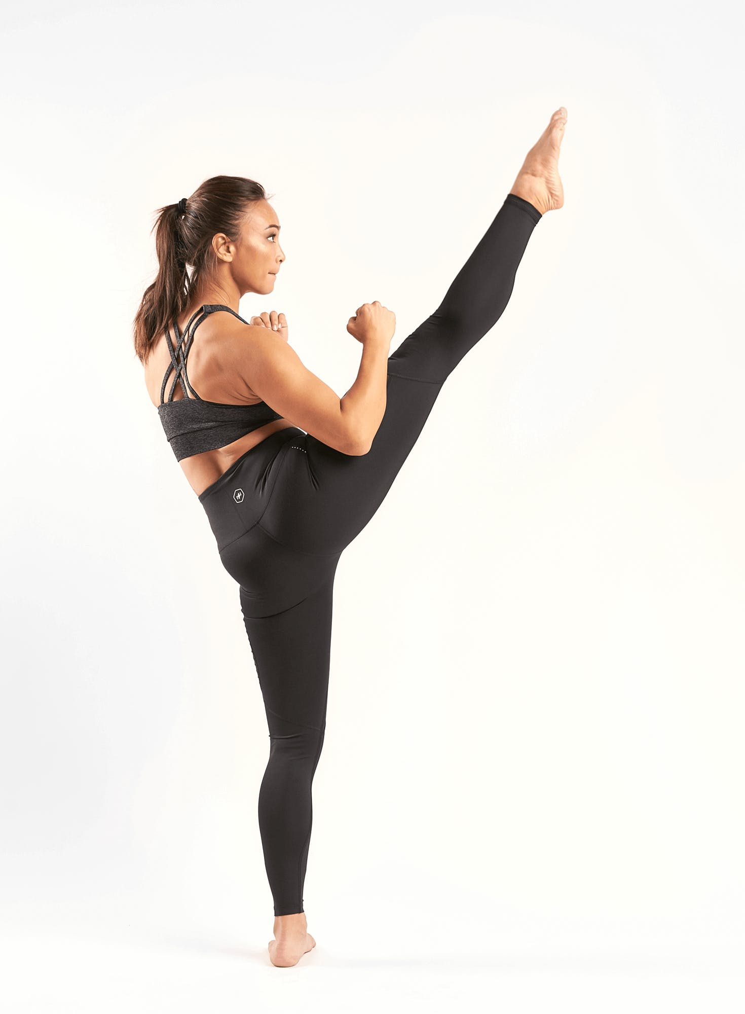 Virus x Onnit Hi-Waist Performance Leggings
