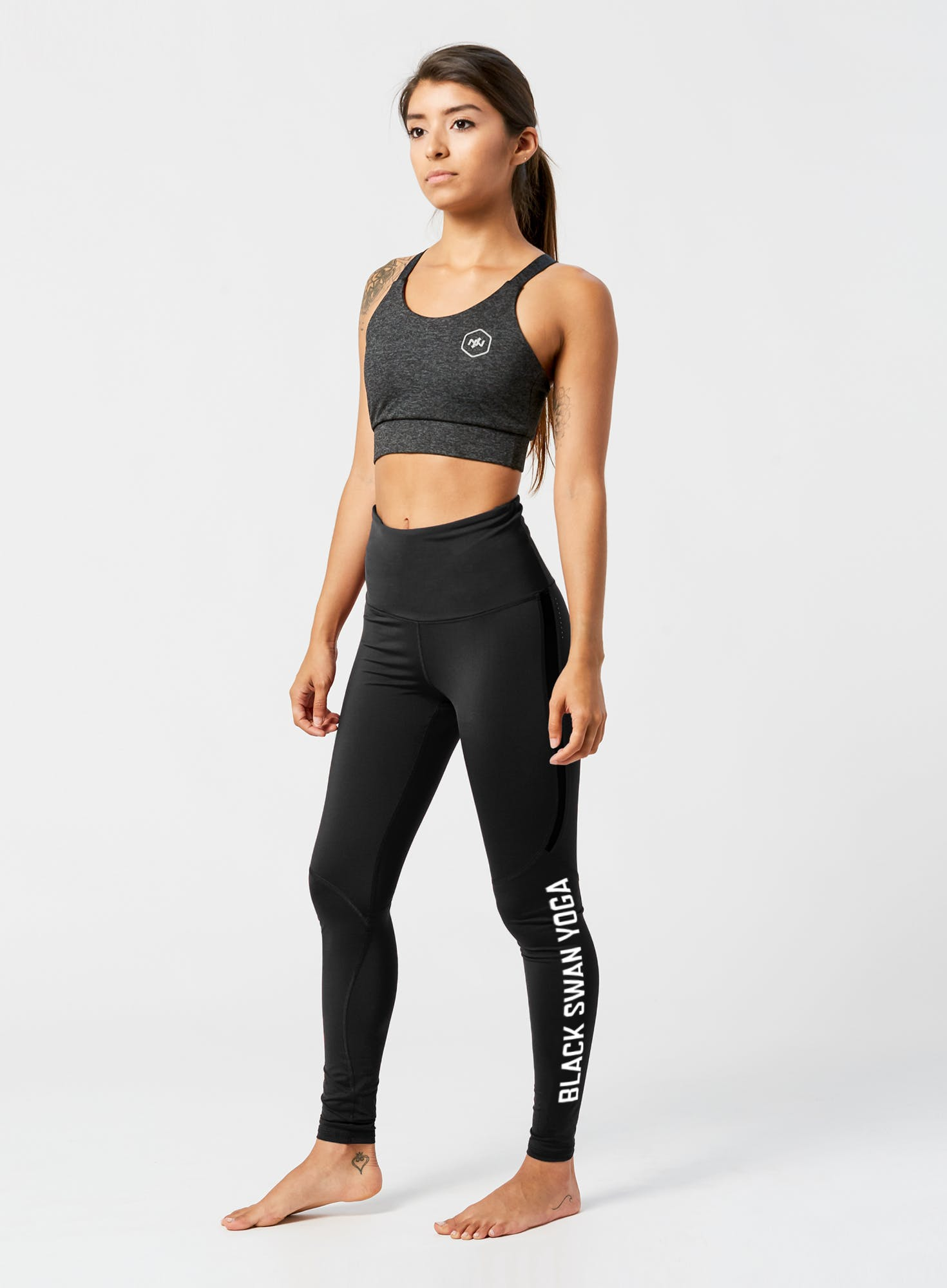 BSY Hi-Waist Performance Legging