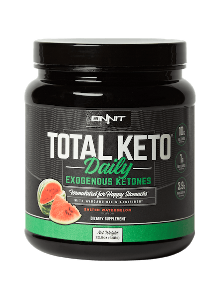 Total Keto Daily Photo