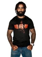 Akuma T-Shirt Hero Image