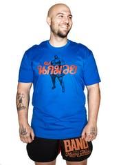 Sagat T-Shirt Hero Image