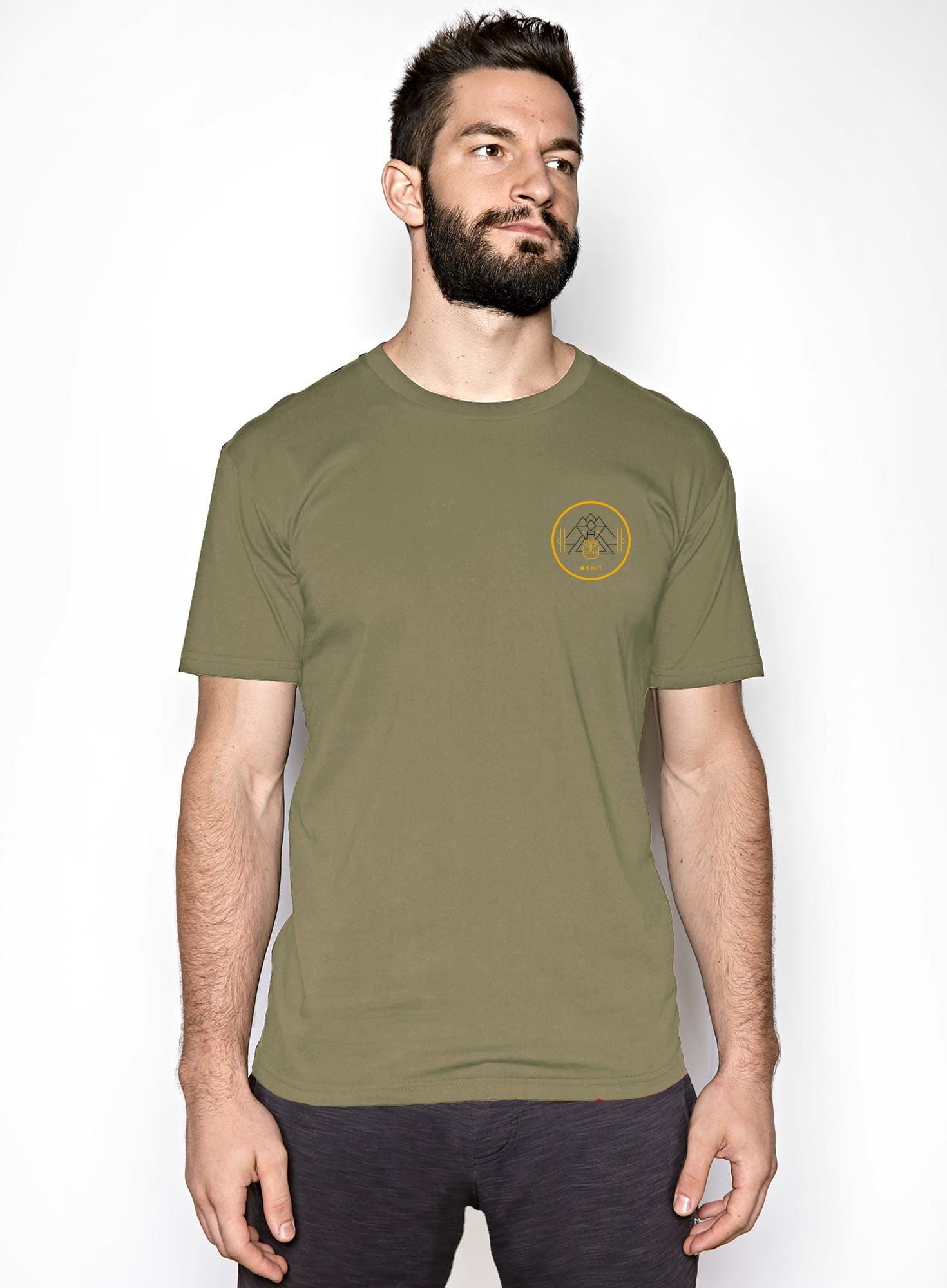 Geo Ape T-Shirt