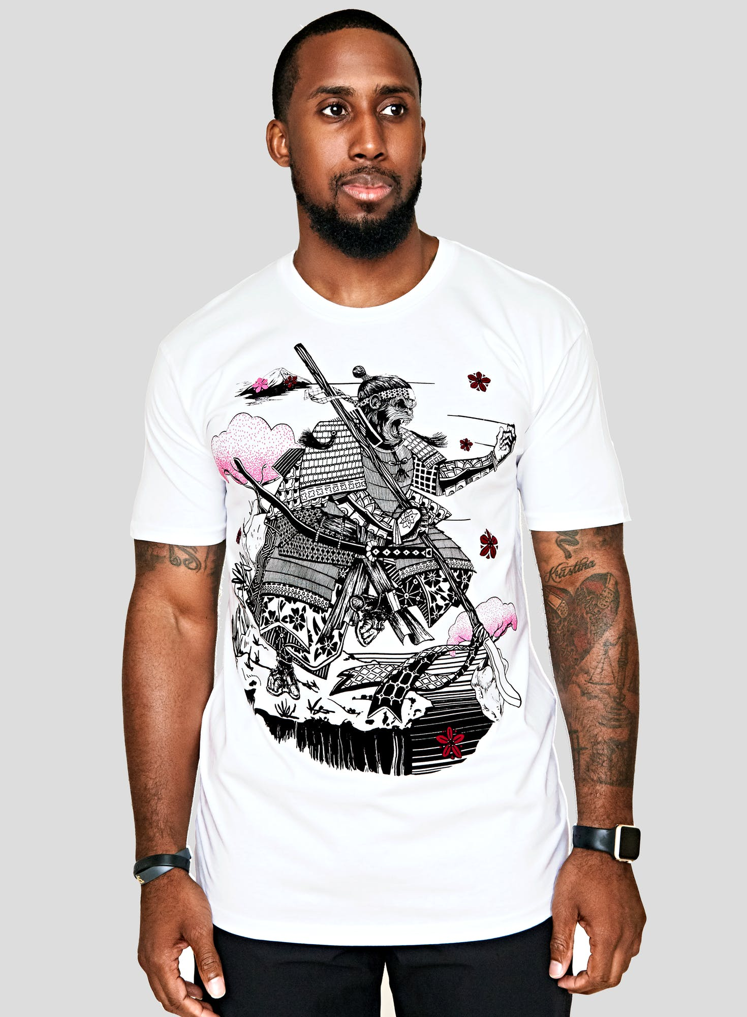 Primal Samurai T-Shirt