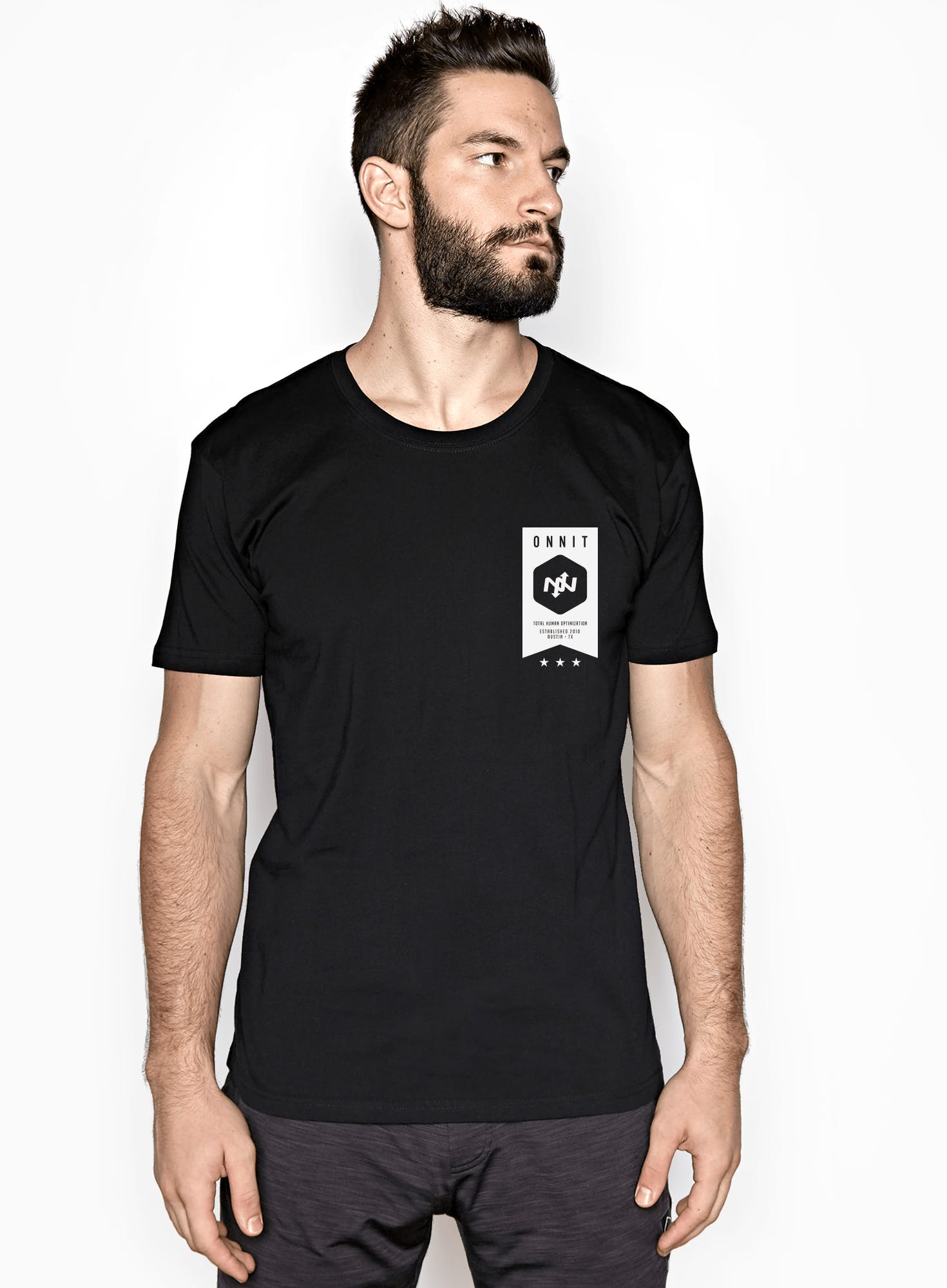 Pennant Organic Cotton T-Shirt