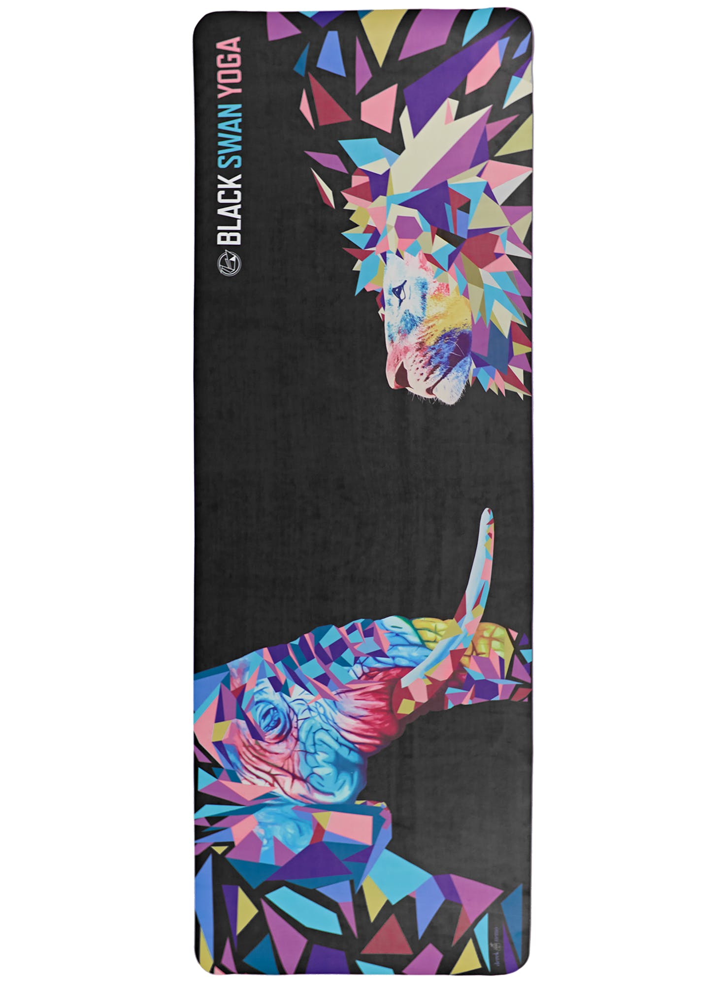 BSY Animal Kingdom Yoga Mat