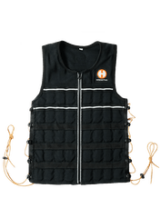 10lb Hyper Vest ELITE Black/White