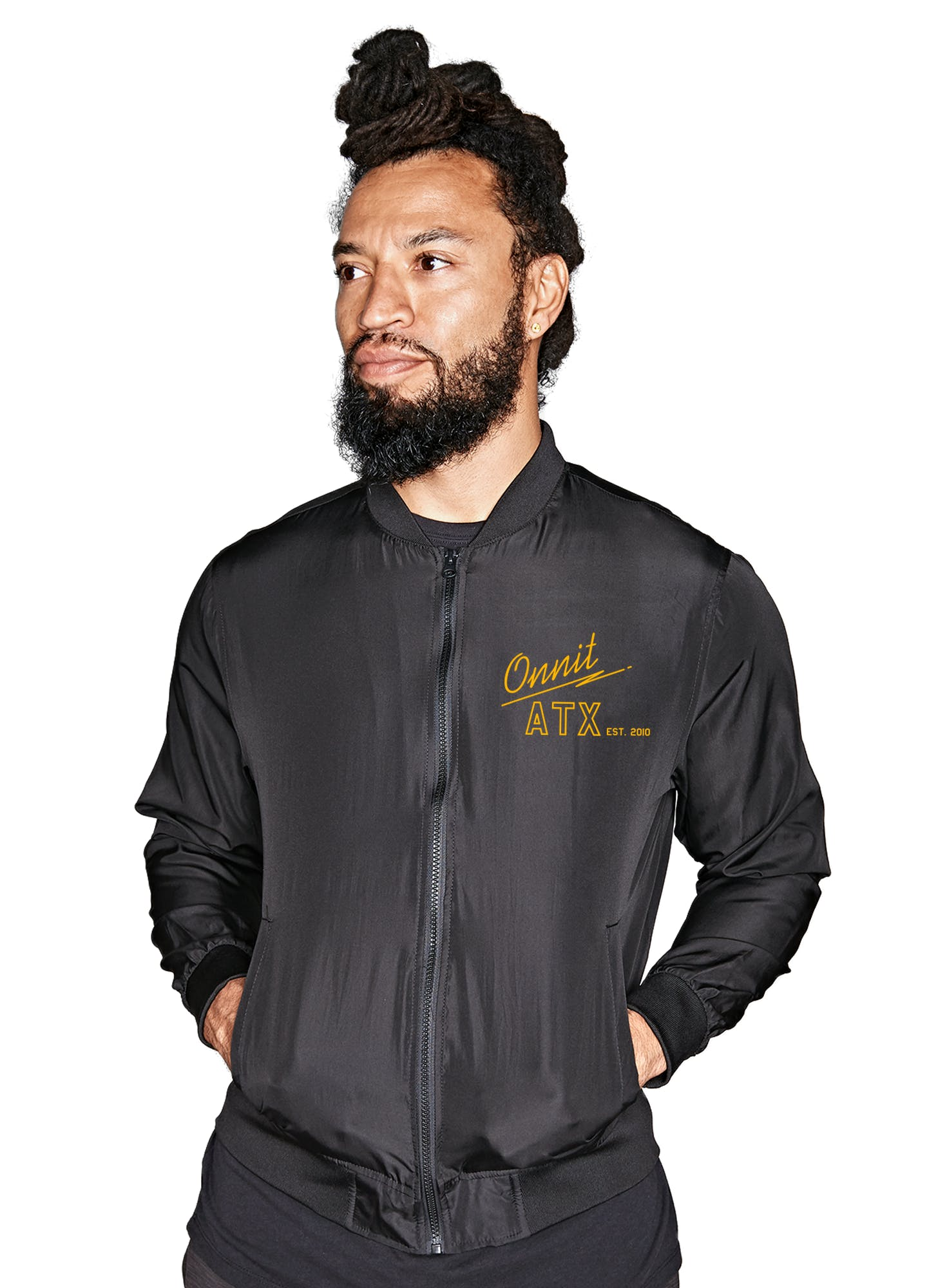 Tiger Charge Bomb Windbreaker