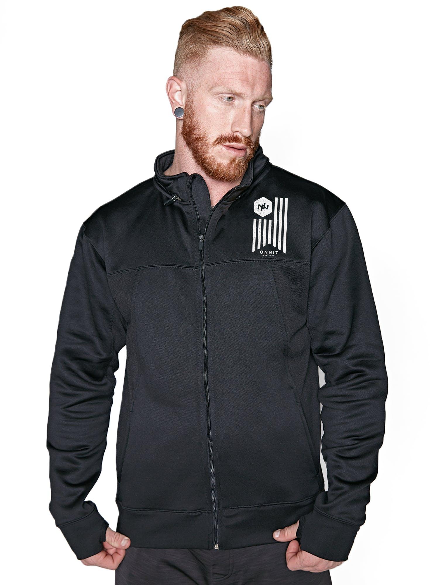 Banner Tech-Zip Jacket