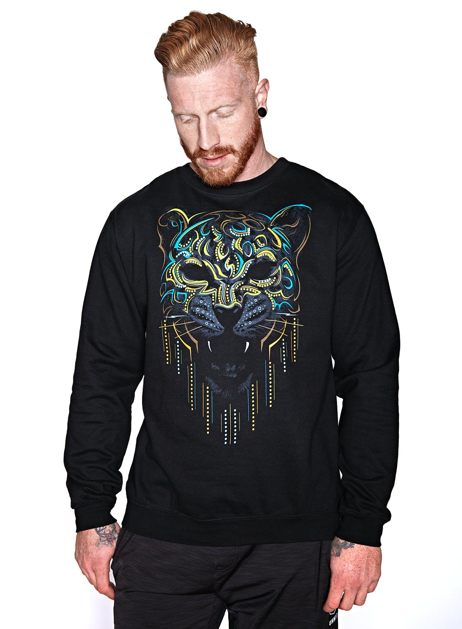 Jaguar Crew Sweatshirt
