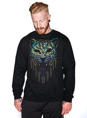 Jaguar Crew Sweatshirt Hero Image