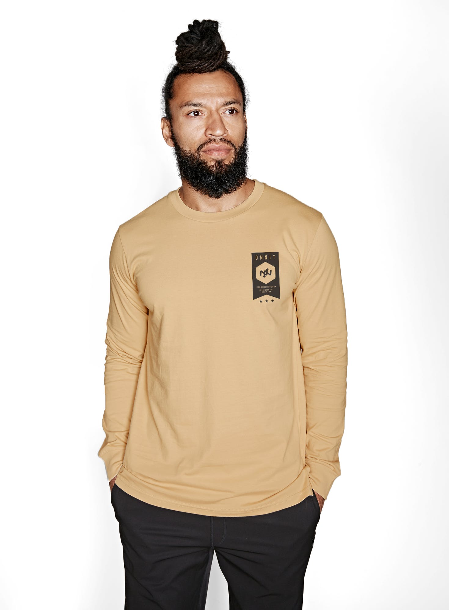 Pennant Long Sleeve T-Shirt