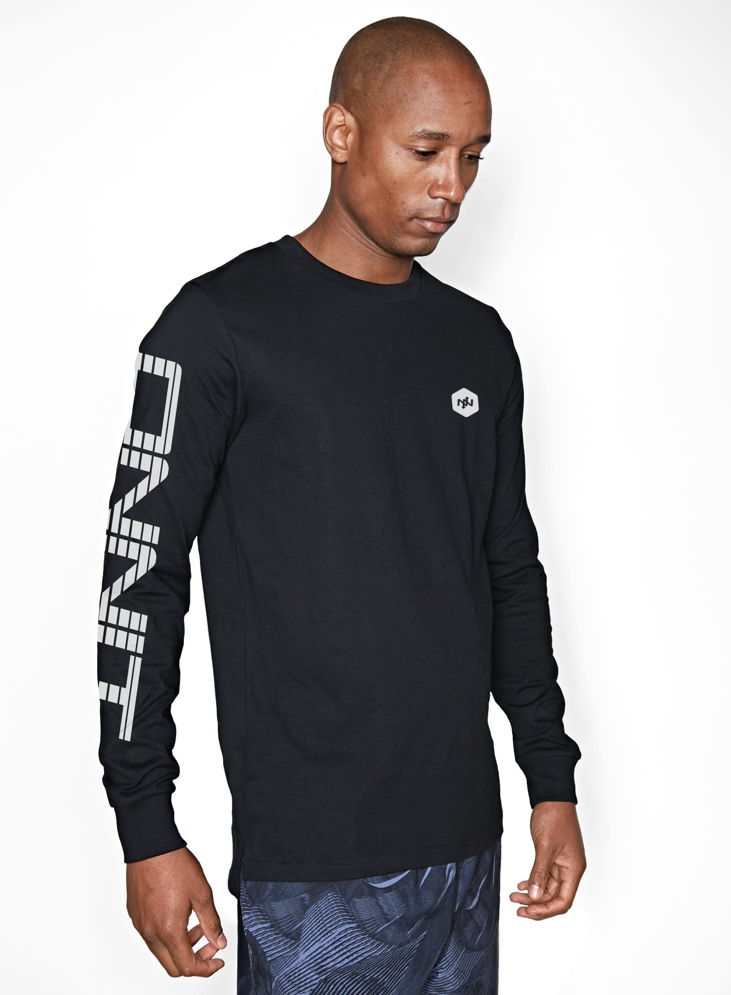 Onnit Linear Long Sleeve T-Shirt