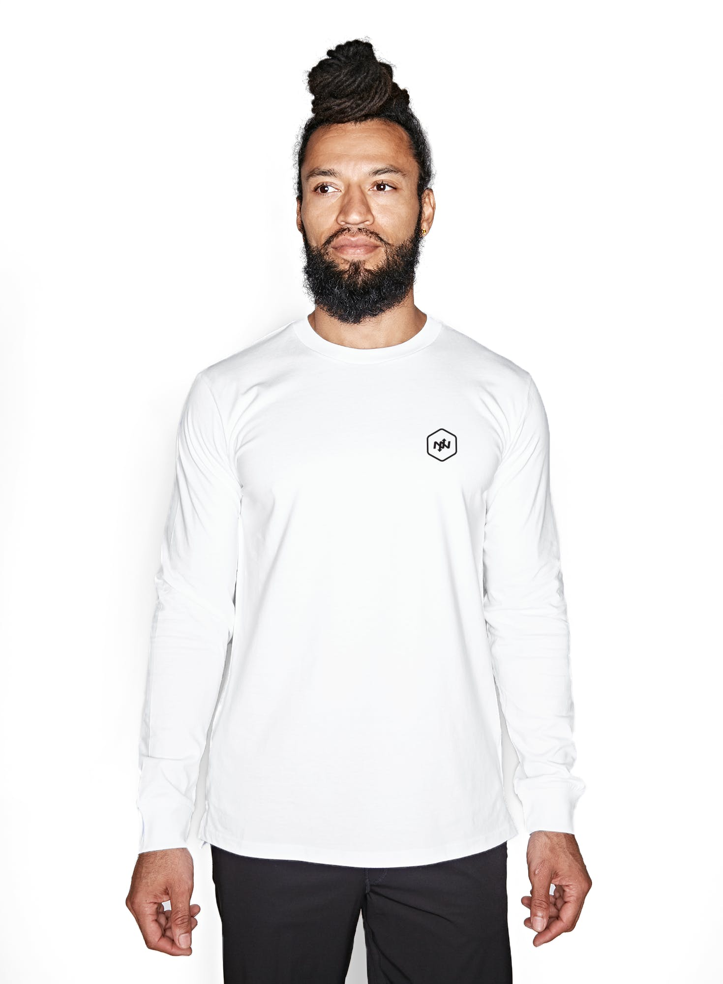 Get Vertical Long Sleeve T-Shirt
