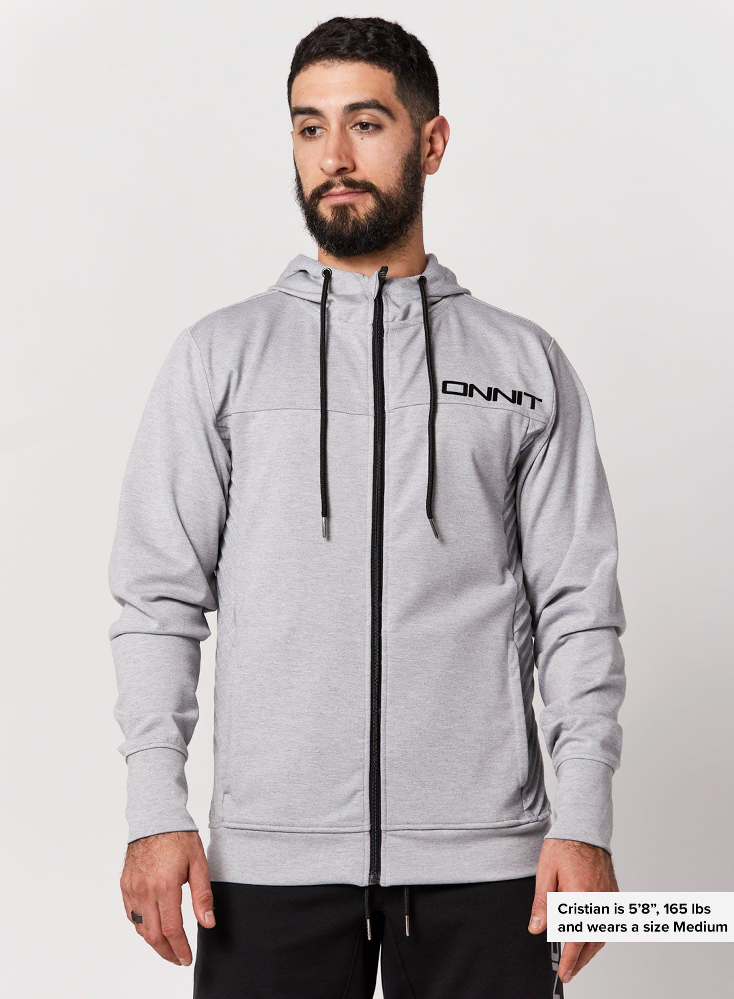 Training Tech Knit Zip Hoodie