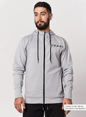 Training Tech Knit Zip Hoodie Hero Image