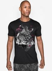 Primal Samurai T-Shirt Hero Image