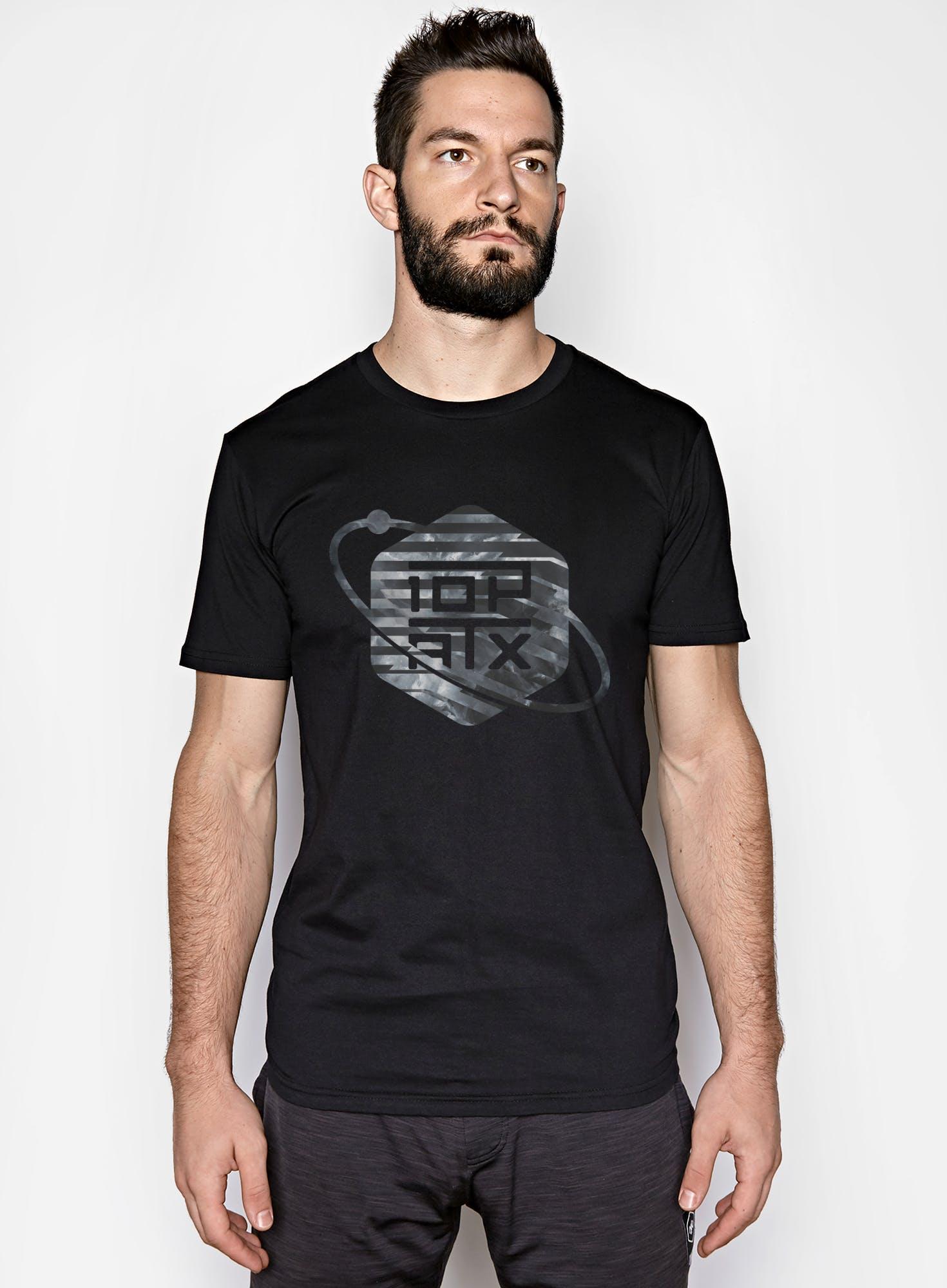 10th Planet Geo Galaxy T-Shirt