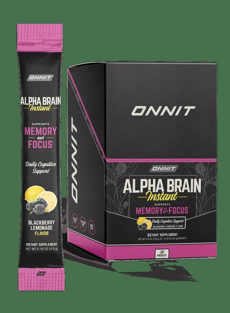 Alpha BRAIN® Instant