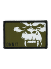 Primal Ape Patch Army Green / White