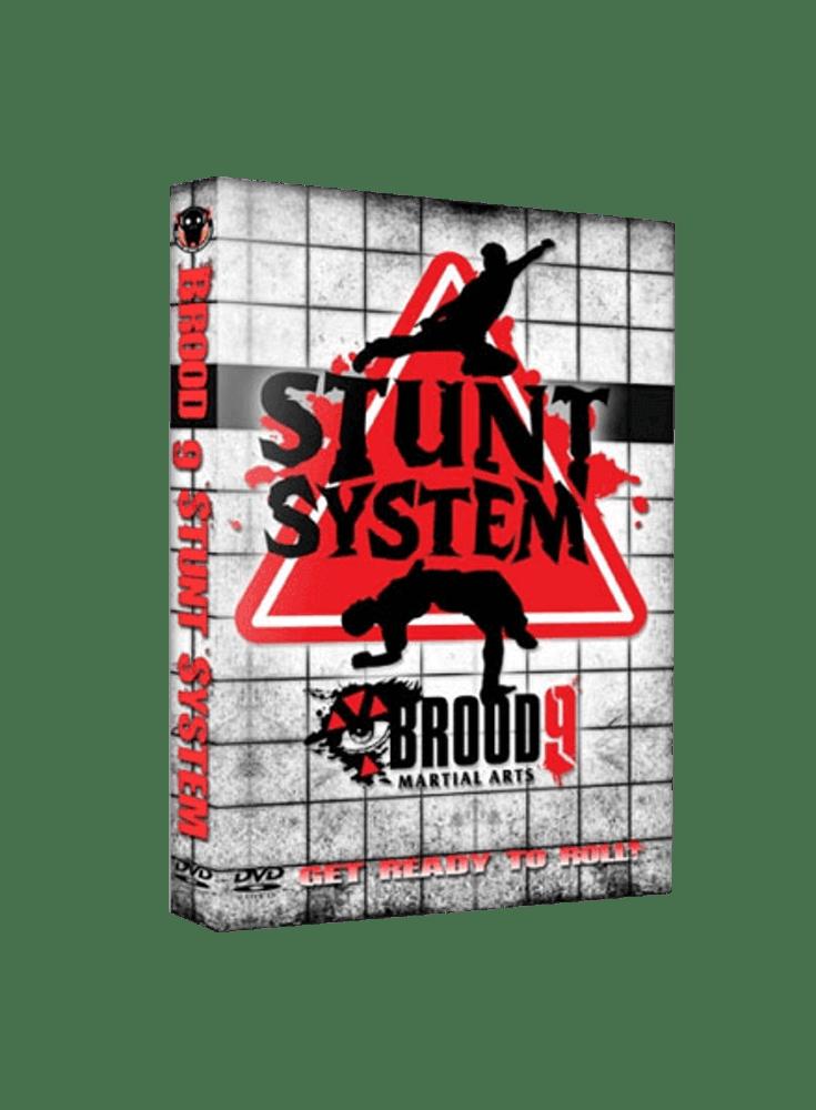 Brood 9 Stunt System DVD